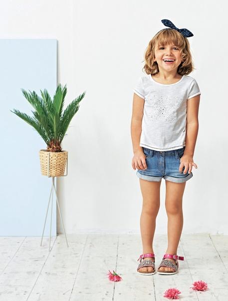 Menina 2-14 anos-Looks de menina-Look menina