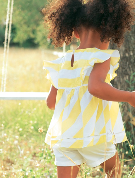 Menina 2-14 anos-Looks de menina-Look cerimónia