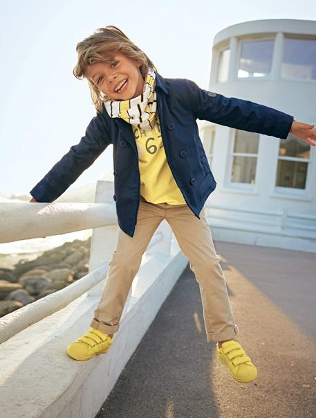 Menino 2-14 anos-Looks de menino-Look menino