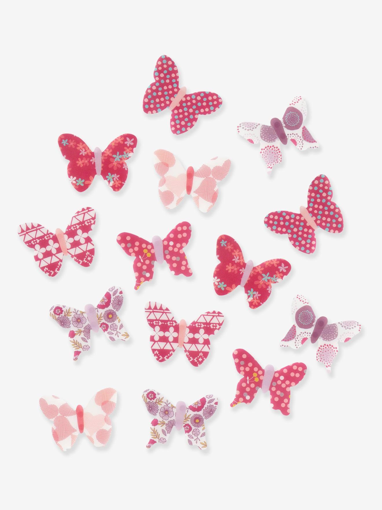 Lote de 14 decora es com borboletas para quarto de - Fotos decorativas ...
