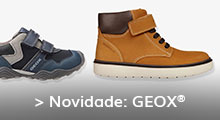 Novidade: GEOX