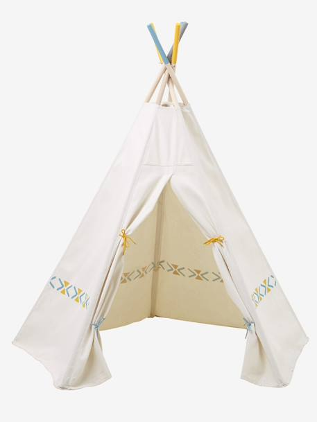 Tenda Cru estampado