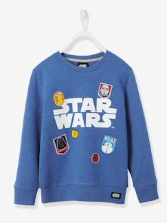 Star Wars-Sweat-shirt com emblemas, de menino, Star Wars®