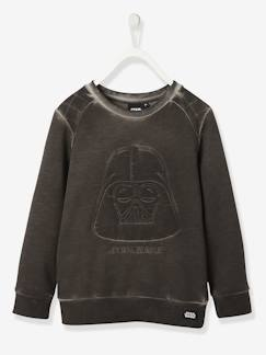 Cores de outono-Sweat-shirt com Darth Vader bordado, de menino, Star Wars®