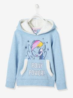 Sweats e T-shirts-Sweat-shirt menina My little Pony®, com purpurinas