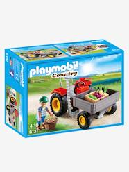 6131 Trator de Ceifar e Transportar, Playmobil Country