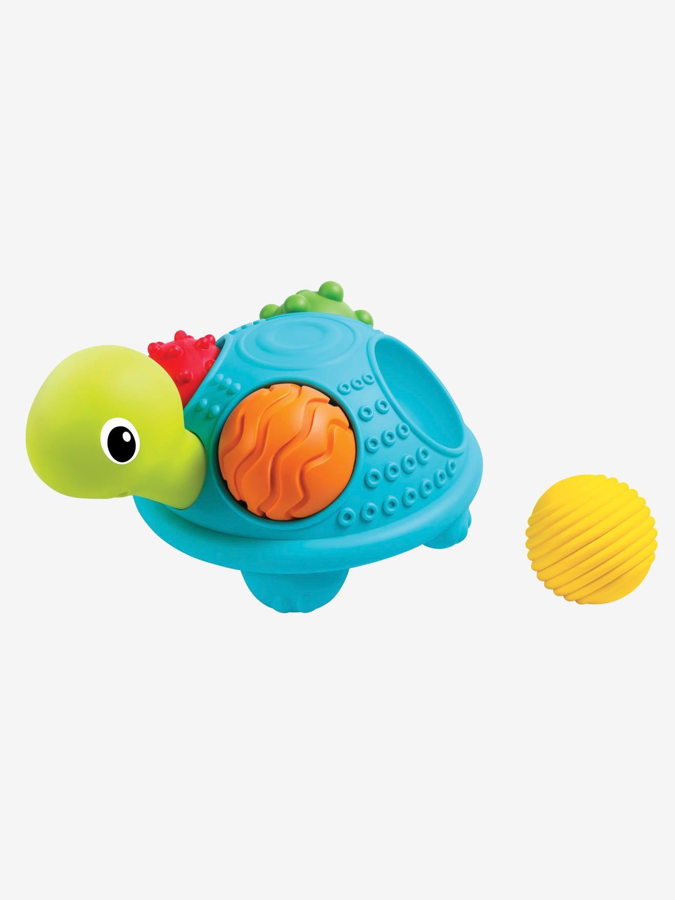 Tartaruga com bolas sensoriais, Bluebox Brinquedos VB | vertbaudet.pt