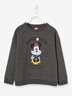 Sweats e T-shirts-Sweat-shirt Minnie® estampada, para menina