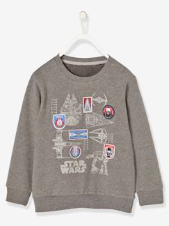 Star Wars-Sweat Star Wars® para menino, com emblemas cosidos