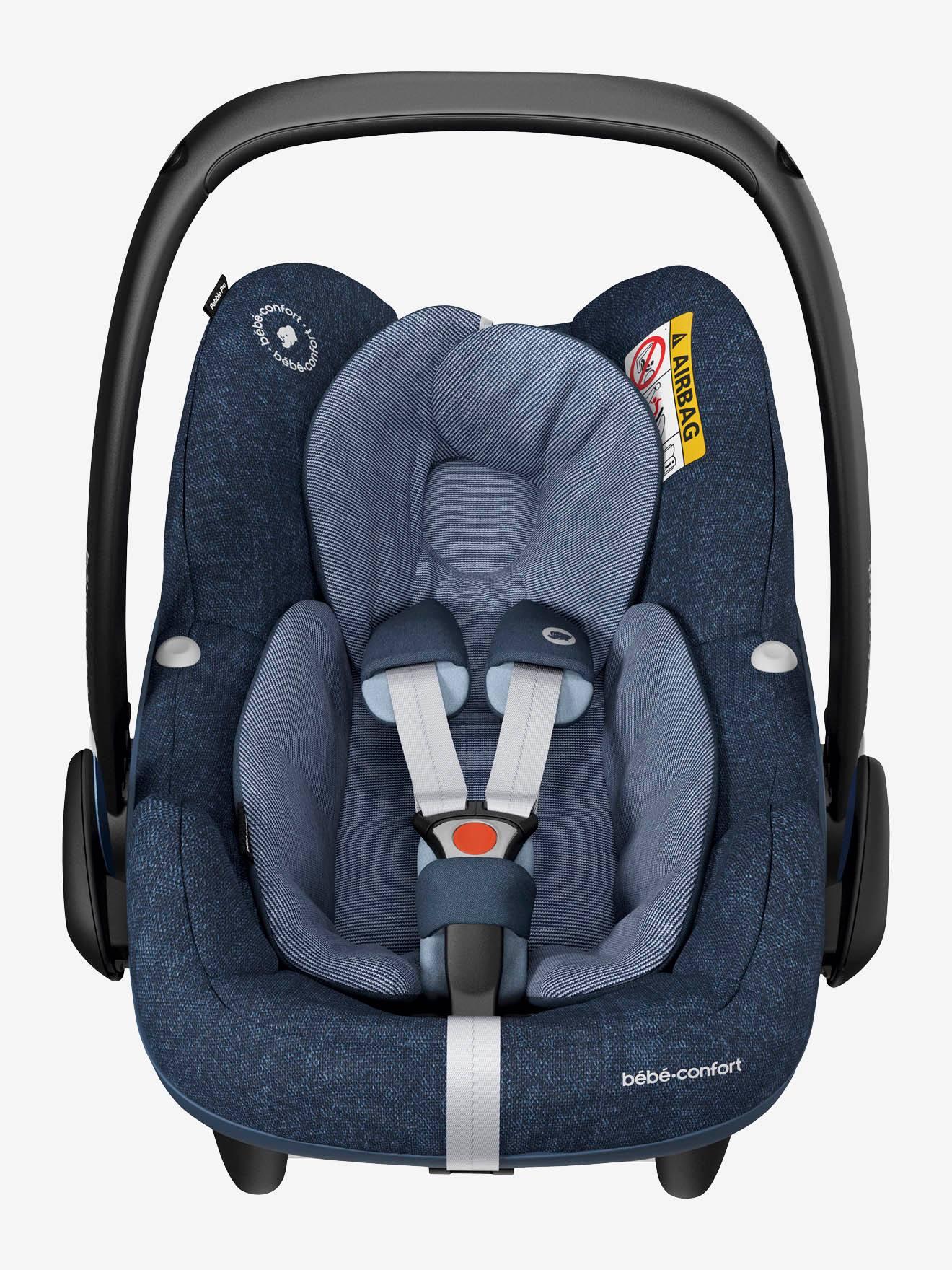 Cadeira-auto Cosi Pebble Pro i-Size, BEBE CONFORT azul medio mesclado