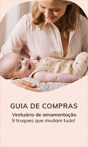 GUIA DE COMPRAS > Vestuário de amamentação 9 truques que mudam tudo!